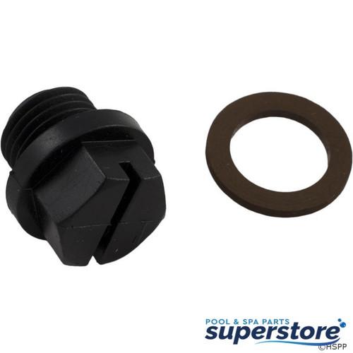 610377040679 Hayward Pool Products Drain Plug, Hayward Chlorinator CL200/CL220,w/Gasket SPX1700FGV 16504
