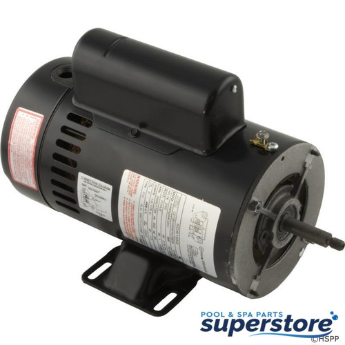 SDS1302 A.O. Smith Electrical Products Motor, Century, 3.0hp, 230v, 2-spd, SF 1.00, 48Y frame
