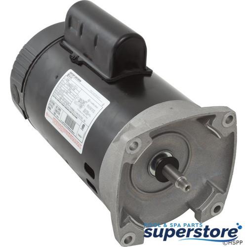 663001726173 A.O. Smith Electrical Products Motor, Century, 1.0hp, 115v/230v, 1spd, SF 1.00, 56Y fr,SQFL B2848 AOSB848 5232X