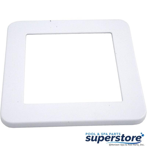 610377037792 Hayward Pool Products Skimmer Faceplate Cover, Hayward SP1099, White SPX1099C 605741