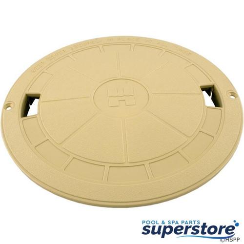 610377036627 Hayward Pool Products Skimmer Lid, Hayward SP1070, Tan SPX1070C10 605751