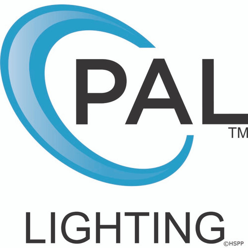 39-2CC PAL Lighting Light Lens, PAL-TREO, Snap On, Clear, w/o UL Screw