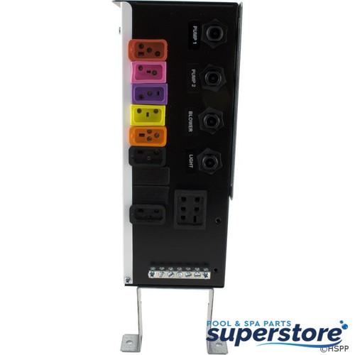 58-355-6524 Hydro-Quip Control, Hydro-Quip PS9003HS24, P1,P2,Bl,Oz,Lt, 4.0kW, CC4
