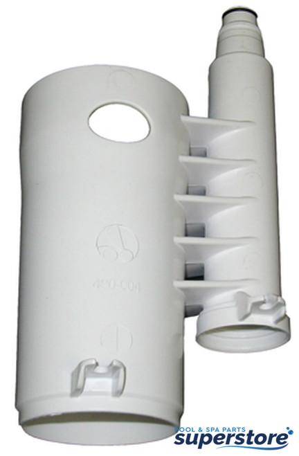 48-004 POLARIS VACUUM TUBE/FEEDPIPE WITH 2 Orings