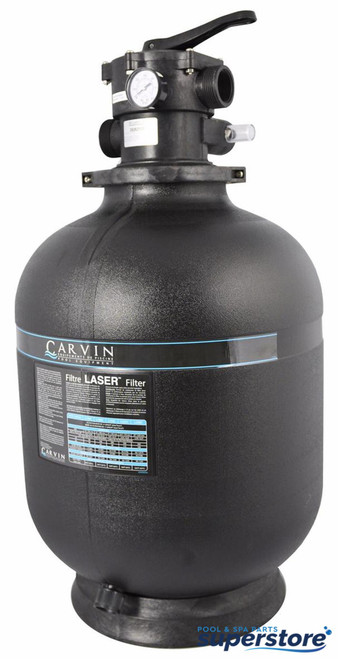 """94089250 JACUZZI COMPLETE SAND FILTER, TOPMOUNT, L250-7C, 25"""", 1-1/2"""" VALVE. When will this be available"""
